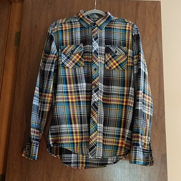 Zoo York Other - Size L.  Zoo York Light Flannel,  Button- Front